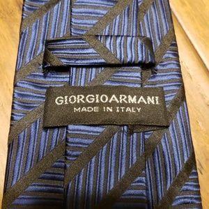 Giorgio Armani Accessories - GIORGIO ARMANI SILK TIE